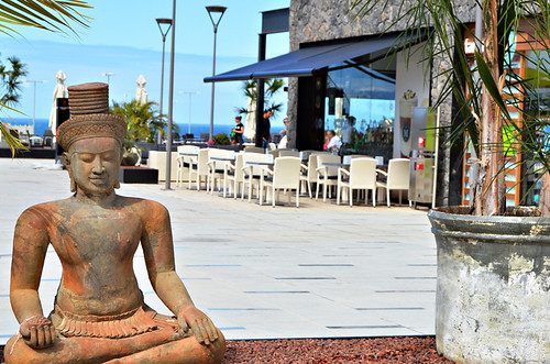 Terrace, Siam Mall, Costa Adeje, Tenerife