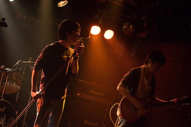 Nakano Band live at Outbreak, Tokyo, 04 May 2016 -00019