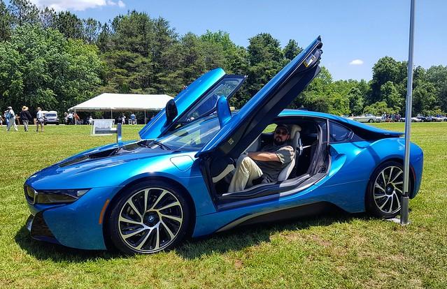 Inaugural Atlanta Motoring Festival & Concours d'Elegance 2016