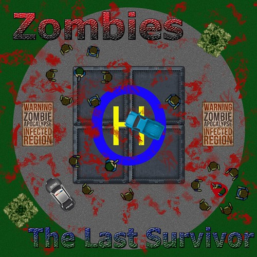 Zombies The Last Survivor