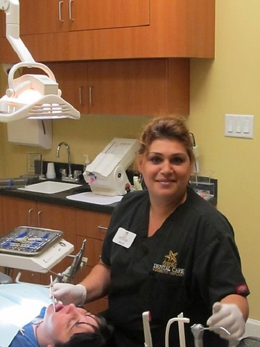 Dental hygienist at Bonita Dental Care