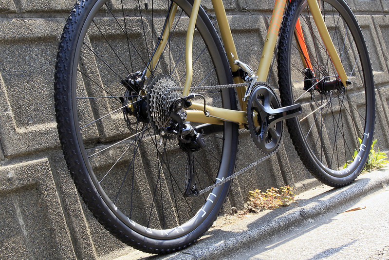 Suke-san MUDMAN Gravel bike