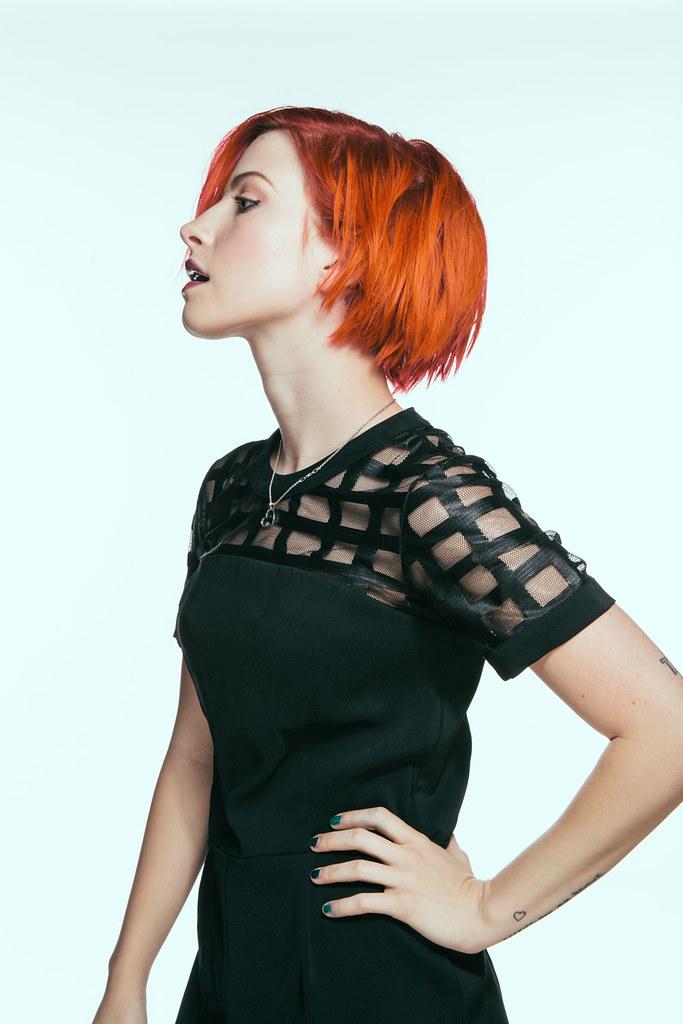 Хейли Уильямс — Фотосессия для «Billboard» 2014 – 8