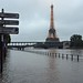 París inundada