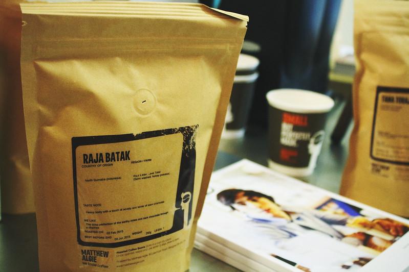 Raja Batak Coffee Beans