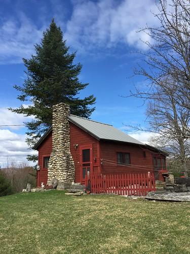 Cabin spring 2015