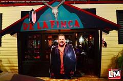 Carlos Brito en concierto @ D' La Finca