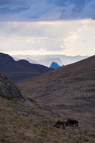 sunset clouds landscape southafrica hiking olympus cloudscape omd lesotho kwazulunatal drakensberg basotho em5 monkscowl cathkinpark