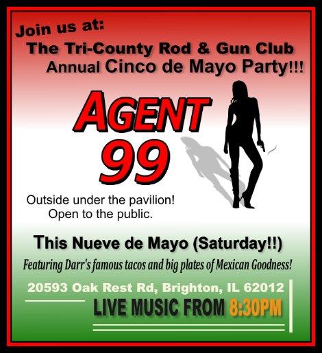 Agent 99 5-9-15