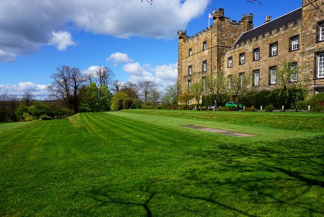 Lumely castle England