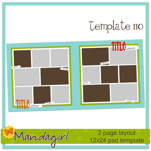 Template 110 Preview Mandagirl