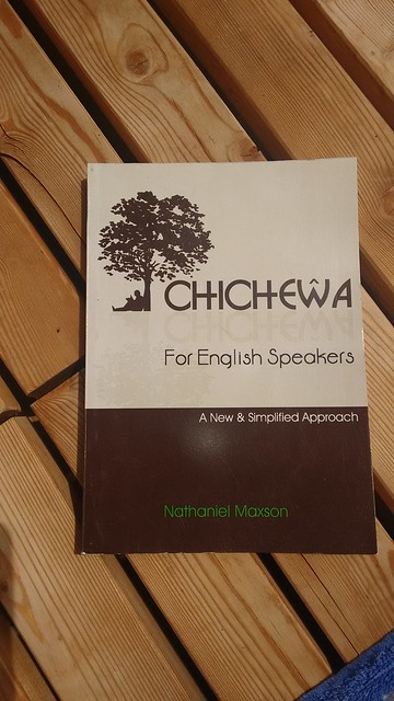 Chichewa for English speakers by Nathaniel Maxson