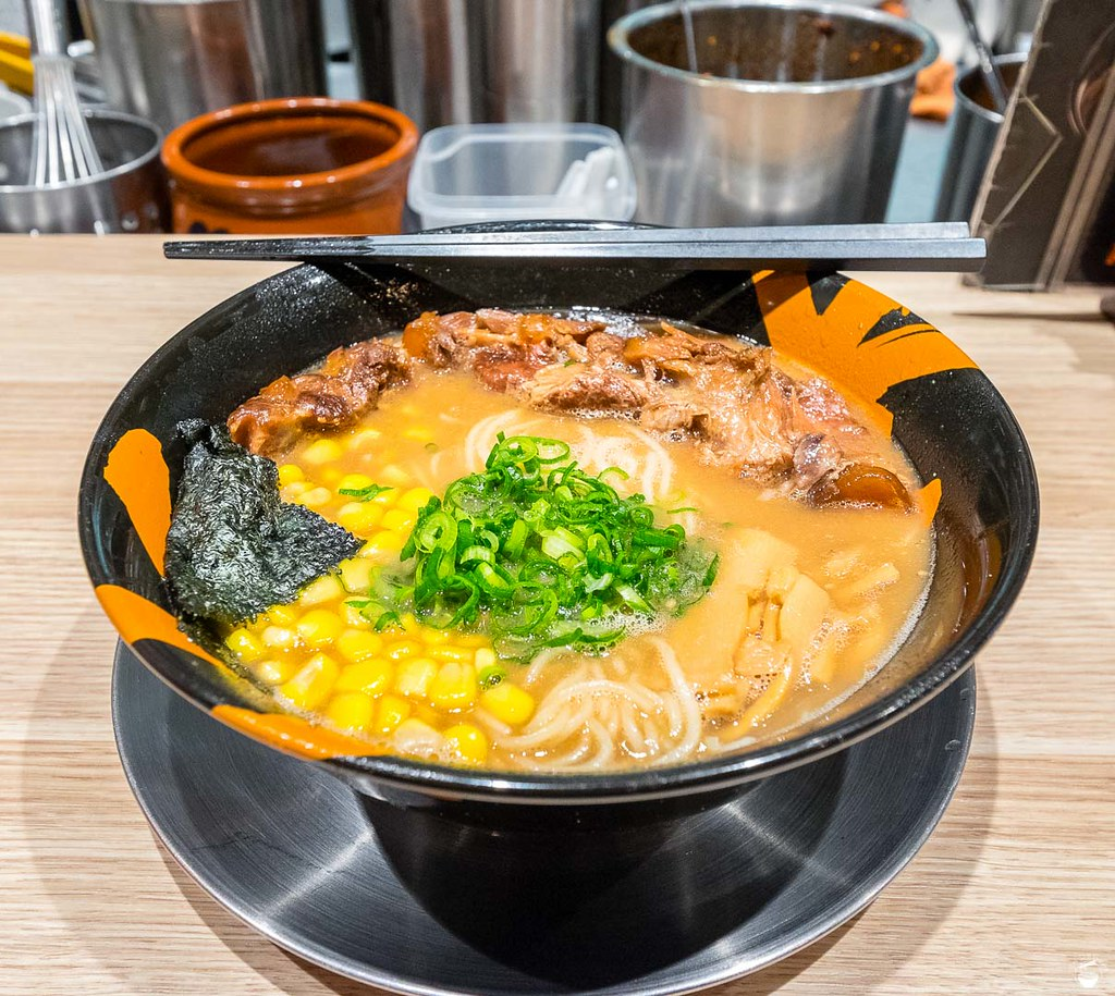 What is a good conclusion paragraph on how to cook ramen?