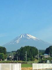 Mt.Fuji 富士山 5/18/2015