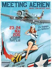 2015.05 FRANCE - LA FERTE ALAIS - 43° meeting aérien