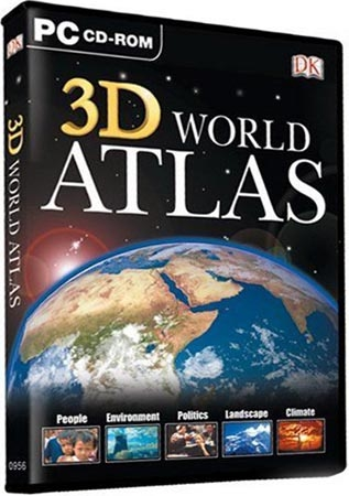 3D World Atlas Full İndir