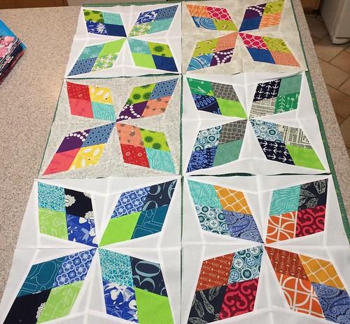 4x5 Modern Quilt Bee