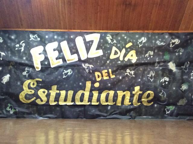 Día del Estudiante 2016