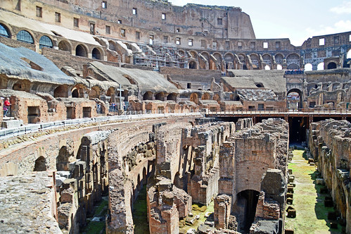 Colosseo - Lower Levels