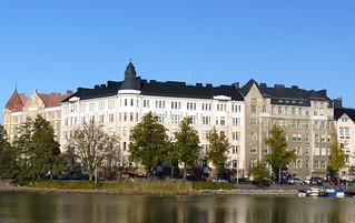 Pitkänsillanranta, Helsinki