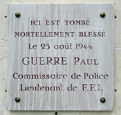 Photo of Marble plaque № 41826