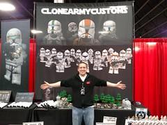 Clone Army Customs Collaboration