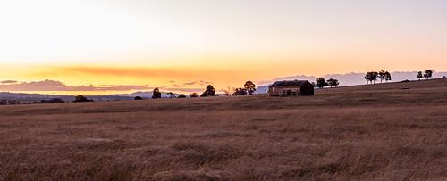Lochinvar Sunset