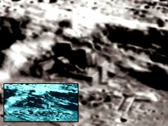 China Moon footage of alien base