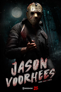 Sideshow Collectibles【面具殺人魔傑森】13 號星期五 Jason Voorhees 1/6 比例作品