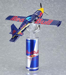 【官圖&販售資訊公開】Red Bull X GOODSMILE 「給你一對翅膀」變型飛機