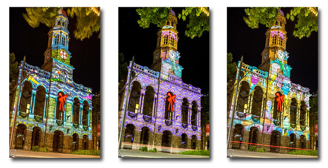 Header of Adelaide Town Hall