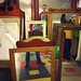 Self Portrait In Thrift Shop by Christian Montone