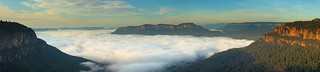 Olympian Rock Panorama