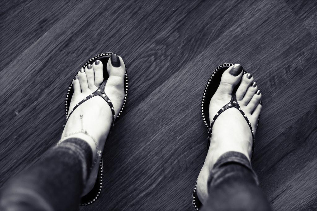 Sexy erika feet simply