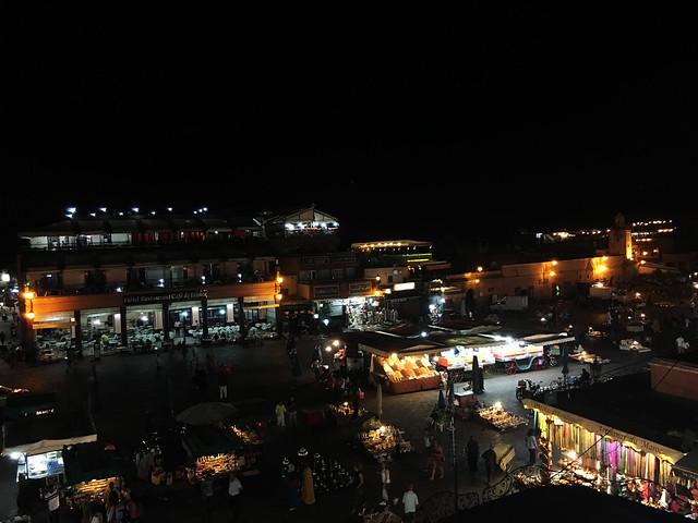 Place Jemaa El Fnaa