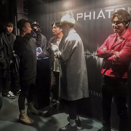 Big Bang - Phiaton x Teddy Launching Party - 05nov2015 - wkorea - 01