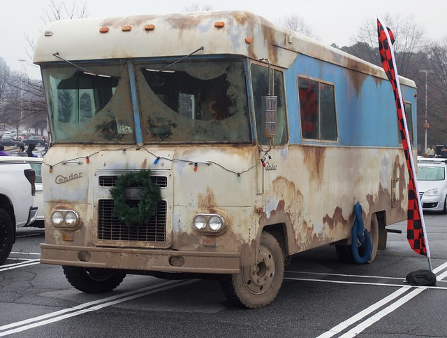 Amazing MEDINA, Ohio AP  A Dilapidated Recreational Vehicle That Played A Memorable Role In A Beloved Christmas Movie