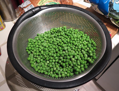 pea, vegetable, green, food,