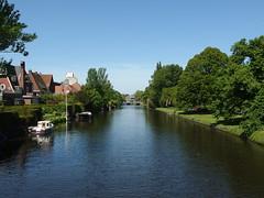 Canal @ Oud Zuid @ Amsterdam