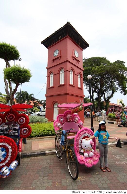 馬來西亞 麻六甲 馬六甲景點 荷蘭紅屋廣場 聖保羅堂St. Paul's Church 馬六甲蘇丹王朝水車 海上博物館28