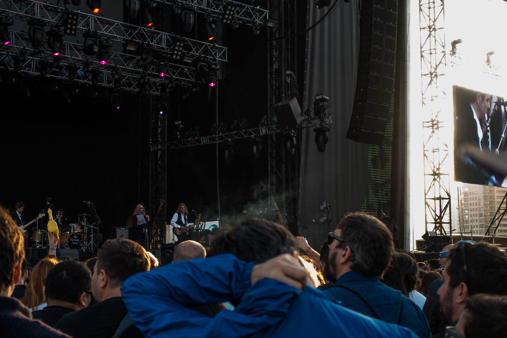 Primavera Sound - Patti Smith