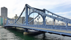 Kiyosu bridge, 清洲橋,
