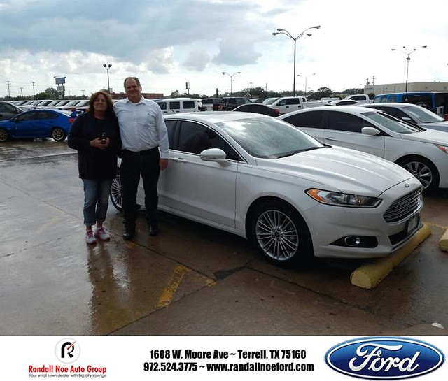 Randall Noe Terrell >> #HappyAnniversary to Joesph Perrault on your 2014 #Ford #F… | Flickr - Photo Sharing!