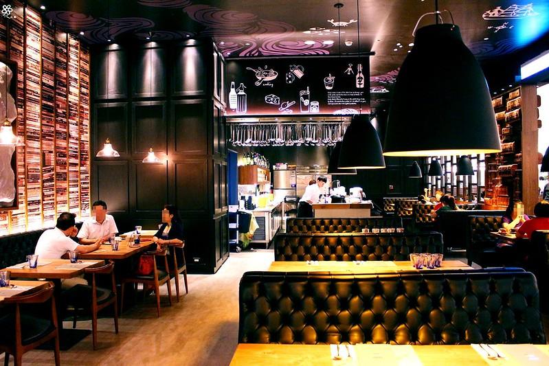 NINI尼尼義大利餐廳台茂店 (4)
