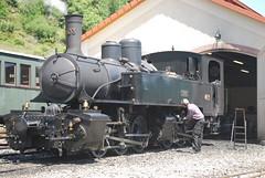 Train de l'Ardeche - last minute checks
