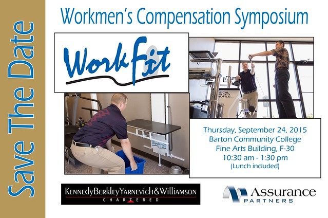 WorkFit Symposium Postcard