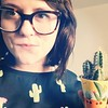 I was going to buy a cactus today. There was only one jumper I could wear, really :information_desk_person::cactus::green_heart: