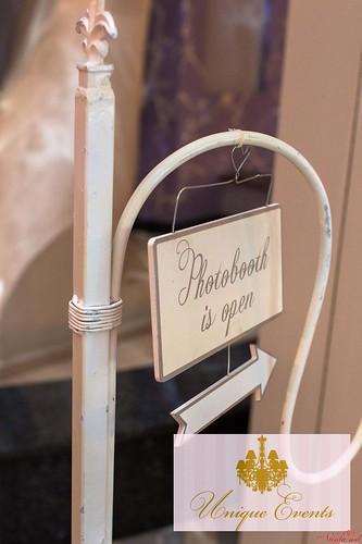 Unique Events: декорации для свадьбы > Фото из галереи `The Blush Rose`