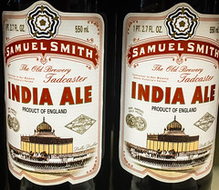 Samuel Smith India Ale - Tadcaster England
