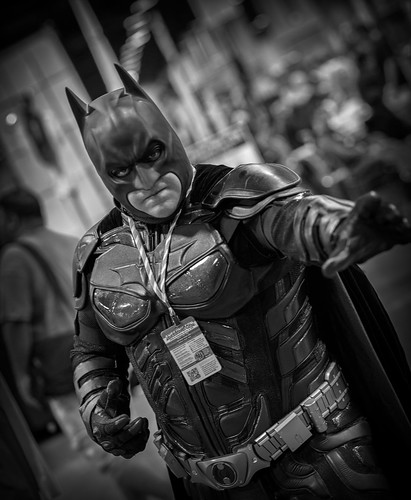 The Dark Knight by Geoff Livingston